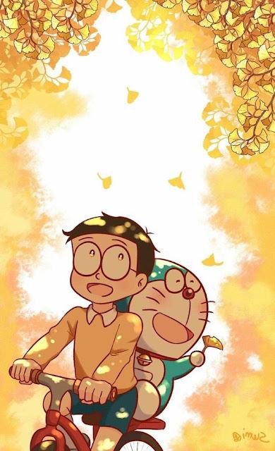 Siapa yang tak kenal dengan tokoh fiksi buatan negara jepang ini 60+ Gambar Doraemon Keren, Lucu & Imut