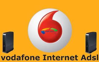 خدمة الانترنت من شركة فودافون مصر