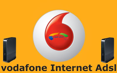 عروض الانترنت من Vodafone شركة فودافون مصر