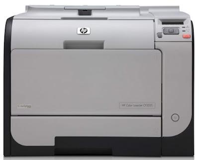 HP Color Laserjet CP2025 Drucker Treiber