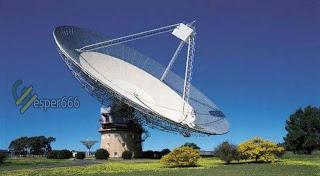 Teleskop Radio Raksasa China