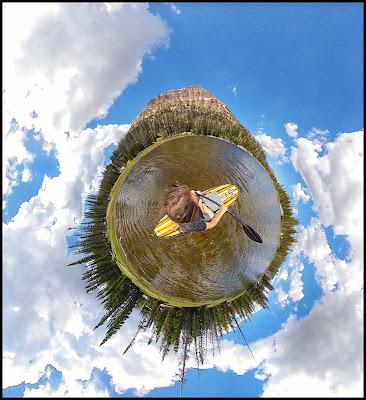 Moosehorn Lake Uintas Utah Tiny Planet ShaunasAdventures