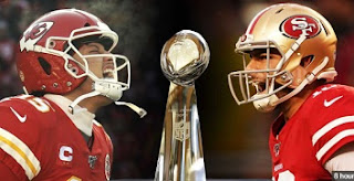 2020 Super Bowl LIV is set: Kansas City Chiefs vs. San Francisco 49ers for Miami showtime.
