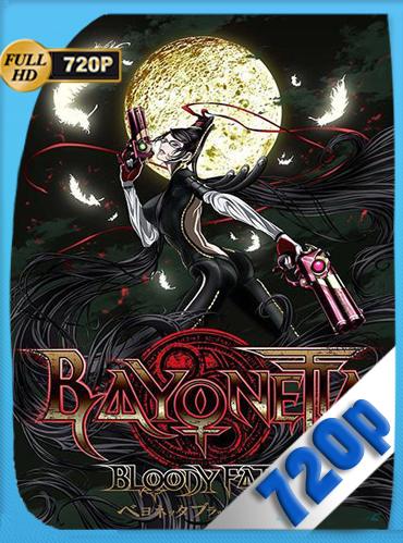 Bayonetta: Destino Sangriento HD [720p] Latino [GoogleDrive] TeslavoHD