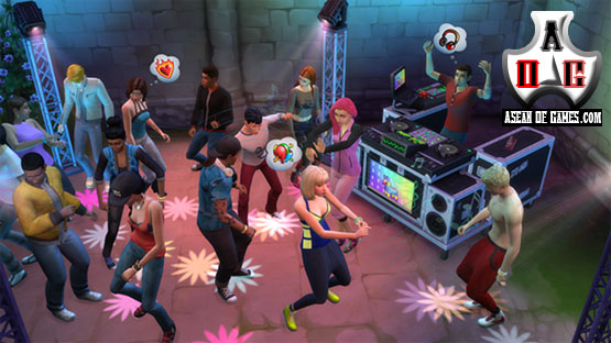 The Sims 4 Get Together Addon Free Download