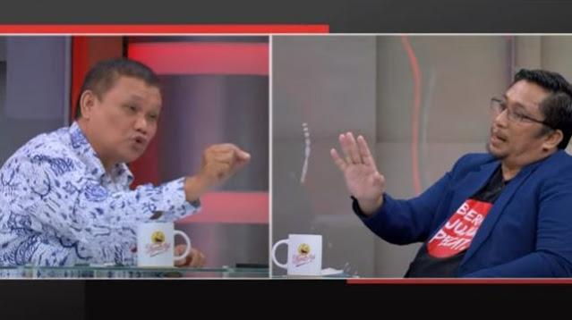 Feri Amsari: Koruptor Nyalon Jadi Anggota DPR Tidak Dites TWK, Pejuang Anti Korupsi Dites