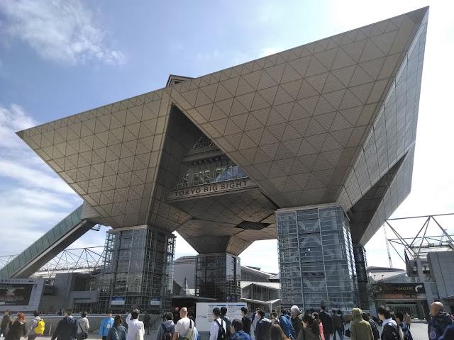 東京ビッグサイトの写真