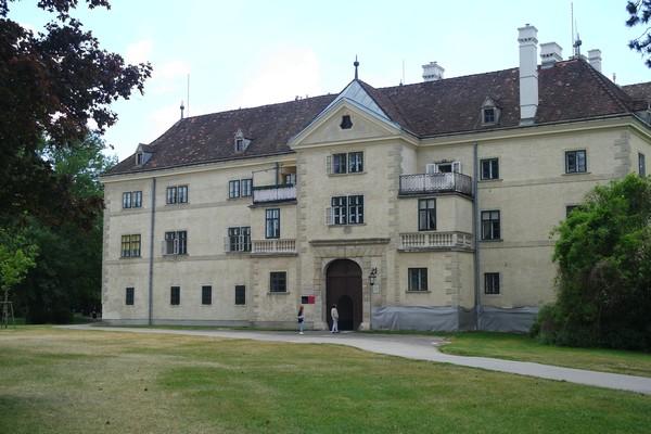 autriche basse-autriche schloss laxenburg château