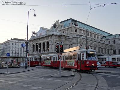 E1+C4 #4851+1351, Wiener Linien