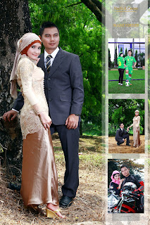 Foto pre-Wedding Arisandy Joan Hardiputra & Epi Friezta Dewi Hasibuan