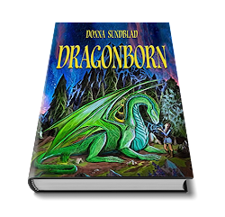 Dragonborn - A captivating story of love, magic, and adventure for readers young and old.