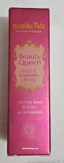 Mustika Ratu Beauty Queen Series Bold & Nourishing Lipstick