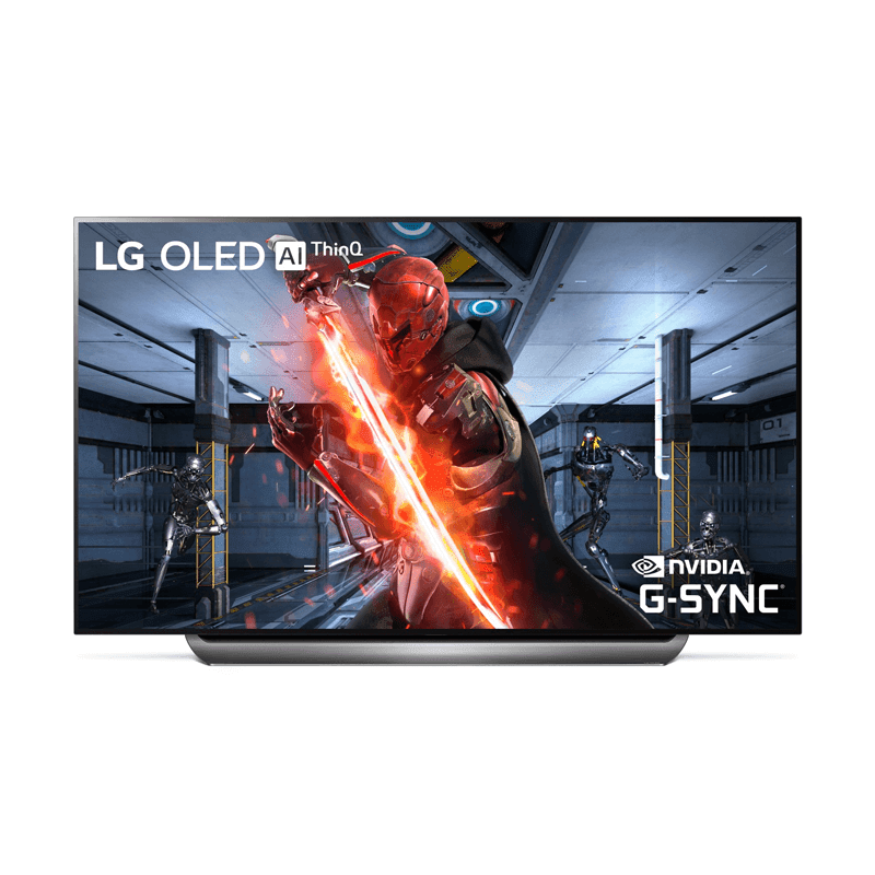 LG released OLED TV models E9 and C9 with NVIDIA G-SYNC Support