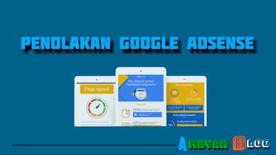 Cara Mengatasi Penolakan Google AdSense Karena Masalah Navigasi