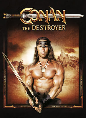 Conan: The Destroyer [1984] [DVD R1] [Latino]