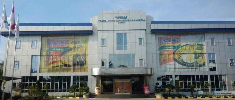 Lowongan Kerja SHE Staff & Teknik Field PT. Indofood Medan
