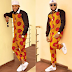 Guys I Think You Might Wanna Try This Kcee Ankara Style, Dope!