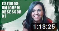 LIVE DO ESTUDO DO LIVRO UM JOVEM OBSESSOR - PARTE I