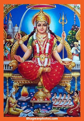 Santoshi Mata Images Photo