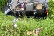 Anggota Polres Batubara Tewas Kecelakaan di Limapuluh
