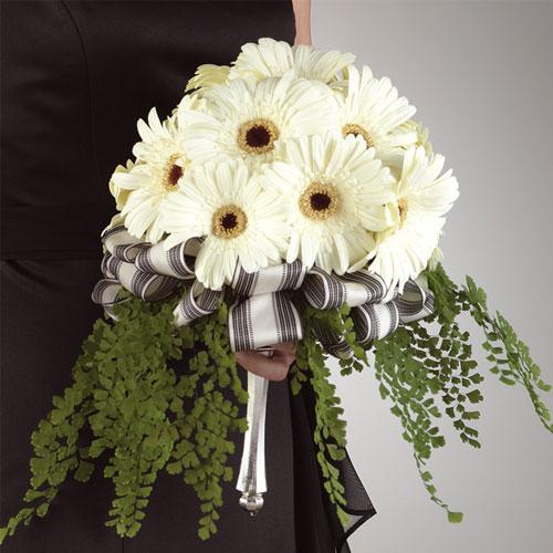 Gerbera Flower Wedding Bouquets: Wedding Bouquets, Florist Bouquets: Bridal Bouquets 2