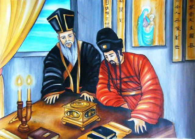 Matteo Ricci, missionnaire en Chine