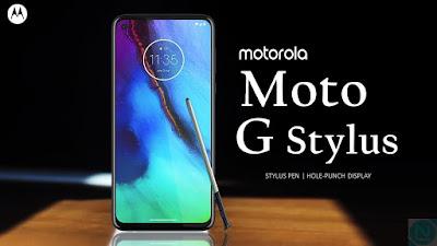 مواصفات لهاتف موتورولا الجديد Moto G Stylus