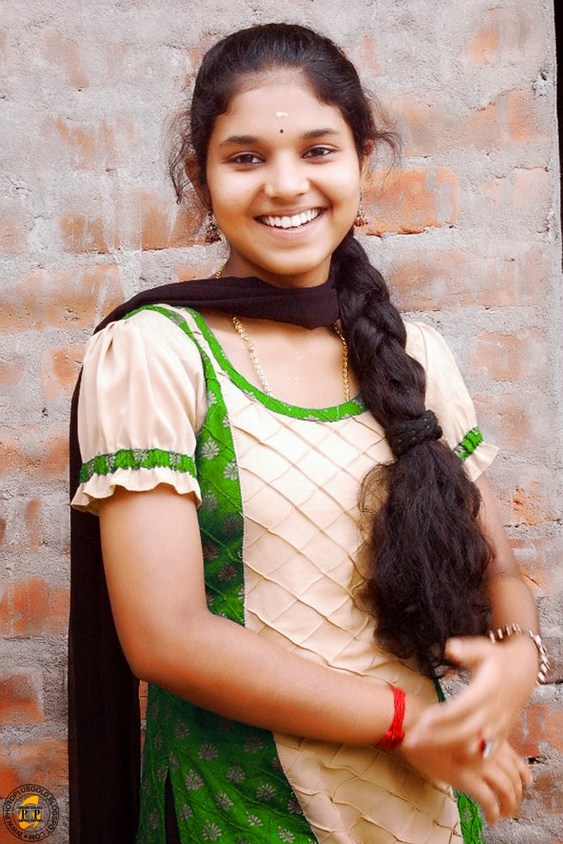 Beautiful Indian Teenage Girl