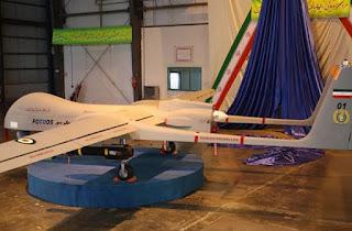 UAV Fotros IRGC