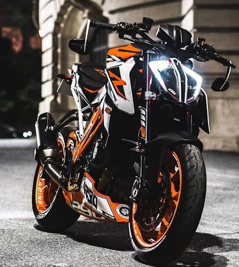 Moto KTM Superduke 1290R