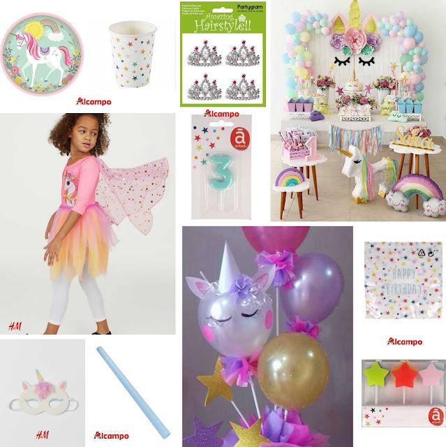 fiesta-cumpleaños-unicornios