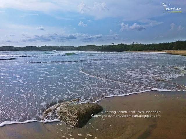 pantai serang blitar