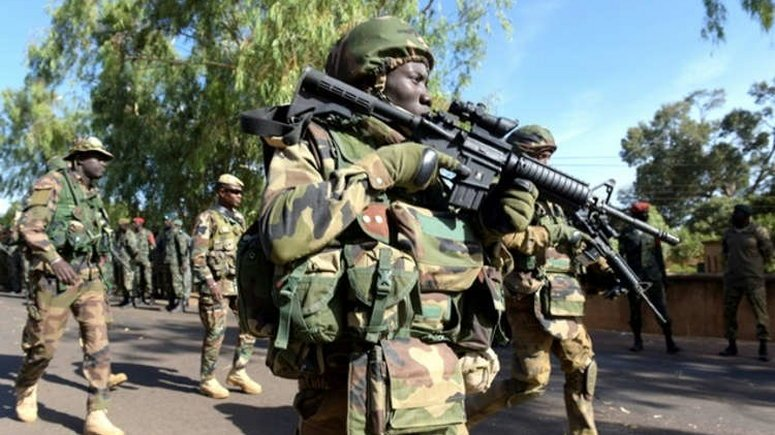 Nigerian Soldiers Bomb Boko Haram's Meeting Venue, Many Dead (Video) #Arewapublisize