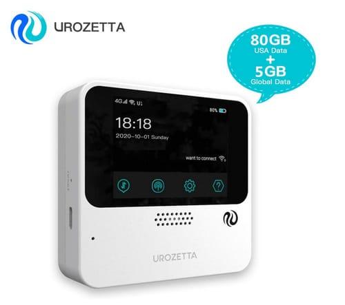Macaroon Mobile WiFi Hotspot Portable Router