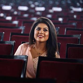 Shanta Jahan Watching Films