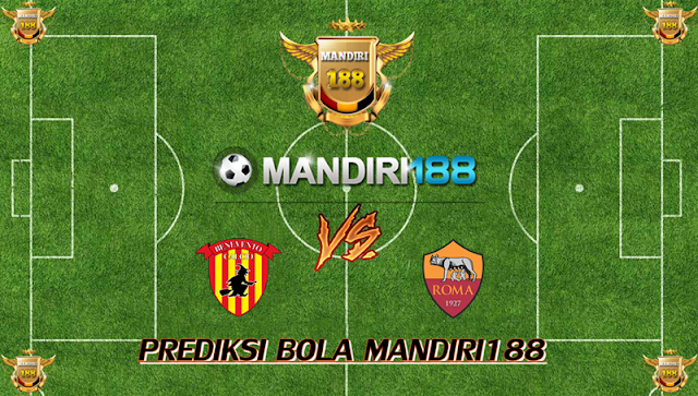 AGEN BOLA - Prediksi Benevento vs AS Roma 20 September 2017