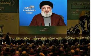 Nasrallah warns of immediate retaliation to any Israel's attack on Lebanon