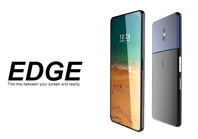 Google Edge With Full Screen Gesture Control | 2019
