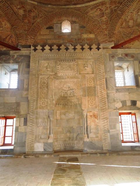 İlyas Bey Camisi mihrabı