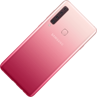 Samsung Galaxy A9 Pink For Girls