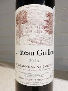 Château Guillou 2016 (91 pts)