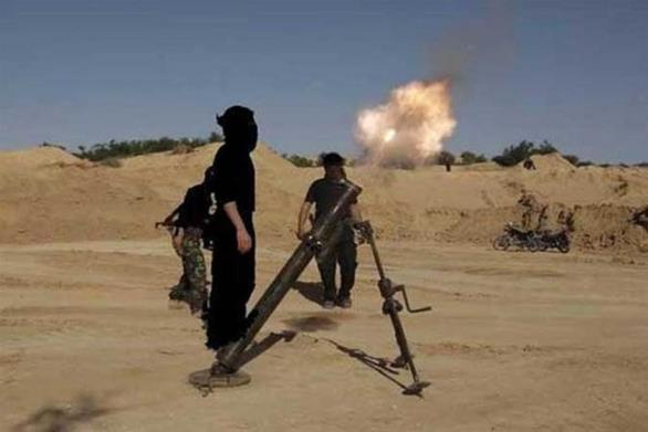 Ιράκ: Ρίψη όλμων εναντίον βάσης που σταθμεύουν δυνάμεις των ΗΠΑ