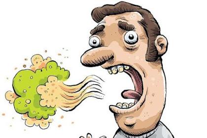 9 Cara Mengatasi Bau Mulut