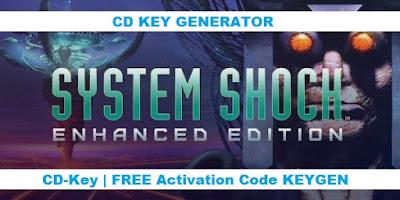 System Shock key, System Shock serial key, System Shock product key
