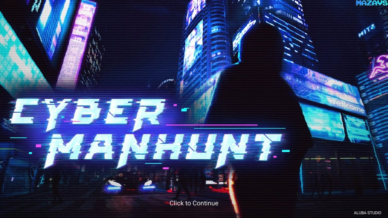 Cyber Manhunt İndir