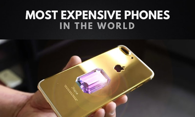 Top 6 Most Expensive Phones In 2021. No. 1 Will Surprise You
