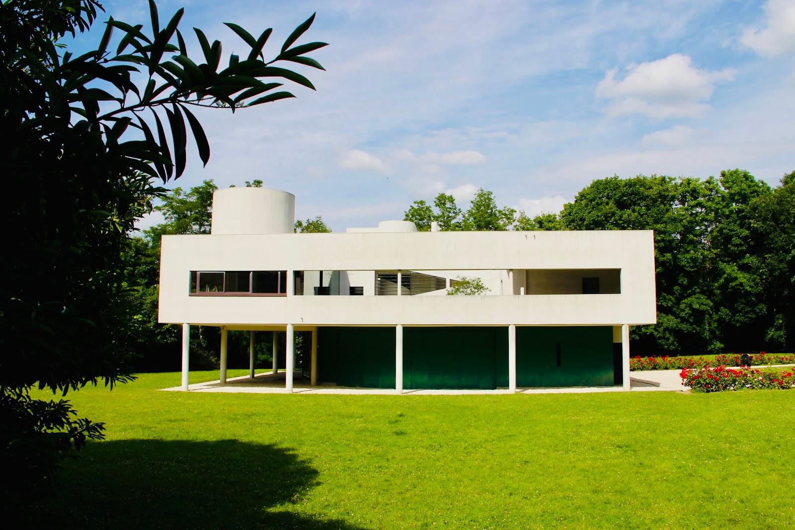 Villa Savoye poissy