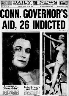 Carole Landis New York Daily News