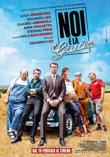 Noi e la Giulia (2015) ταινιες online seires oipeirates greek subs
