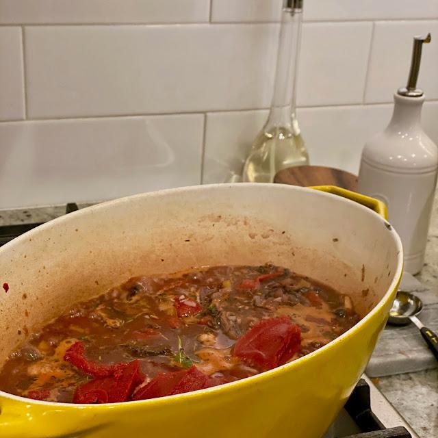 Cooking Light Rhu's Marinara Sauce for Homemade Goodness